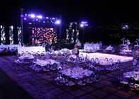 China Full Color Indoor Led Display Screen P4 Wedding Background Rental Smd2121 Led Lamp factory