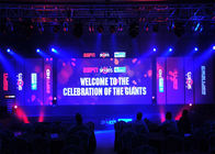HD Full Color P3 SMD Led Screen Indoor Rental LED Display 576X576mm Cabinets