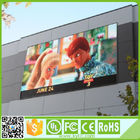 Outdoor RGB LED Screen High Brightness Led Advertising Pitch 6mm Display