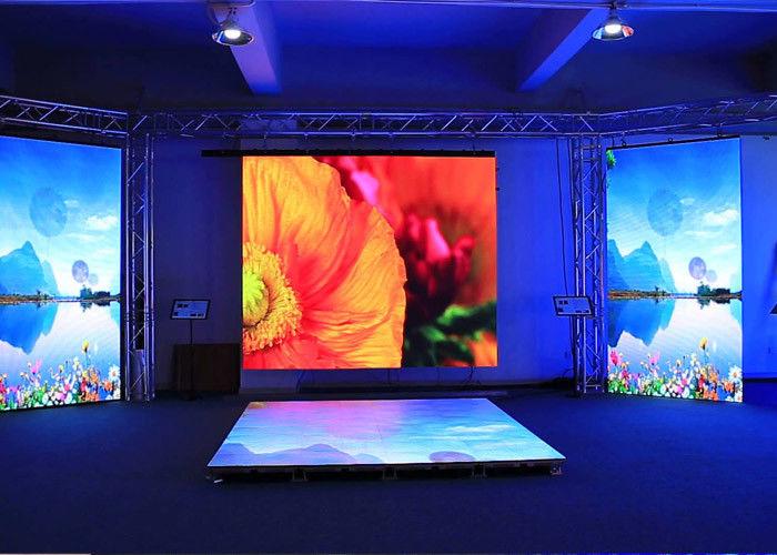 P4 Rgb Led Screen Indoor Stage Dance Floor Led Display