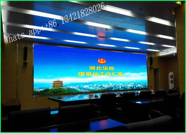 China 3mm Indoor Led Screen Large Screen Display With Wide Viewing Angle SMD 2121 distributor