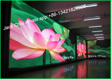 China LED Large Screen Display Background Stage LED Screen Indoor P5 High Resolution distributor