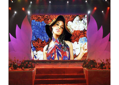 China Smd2121 Full Color Led Video Display Board Hire , Led Wall Panel 3.91mm Pixel Pitch factory