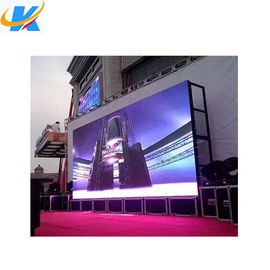 China Full Color Outdoor Led Screen Rental Video Advertising Board P3.91 SMD1921 LED Chip distributor