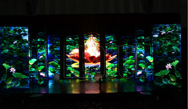China Outdoor P3.91 Rental RGB Led Display Board Stage Background High Resolution distributor