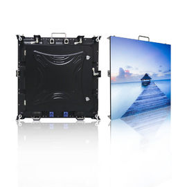 Full Color Concert Indoor Led Display Screen 3mm Pixel Pitch 2 Years Warranty