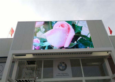 China HD P5 Vivid Video Outdoor Advertising Display Screens Billboard SMD2727 7000 Nits IP65 distributor
