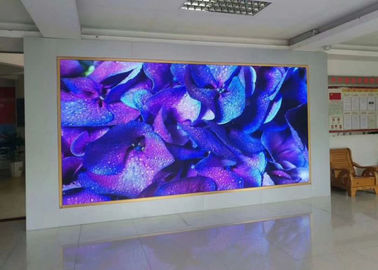 China P1.667 Indoor Full Color Led Display SMD1010 Small Pitch Die Casting Aluminum Cabinets distributor