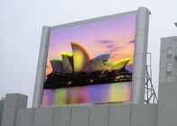Waterproof Outdoor Big Screen Led TV HD Led Display With Pixel Pitch 10mm RGB