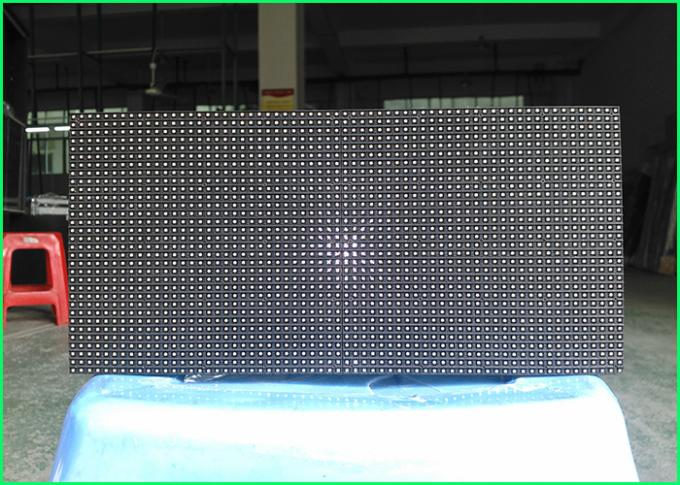 Anti - Glare Rgb Led Display Hire , Led Video Curtain P4 Corrosion Resistance 512 * 512mm