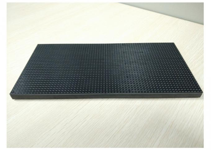 5mm Indoor LED Displays for Shopping Malls / Postal Offices 160 * 160mm 1R1G1B