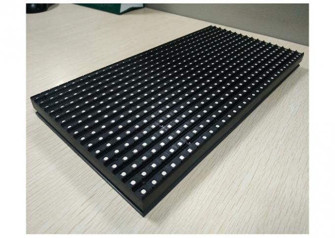 High Brightness 10mm Rgb Led Screen Full Color Constant Current Driving Method